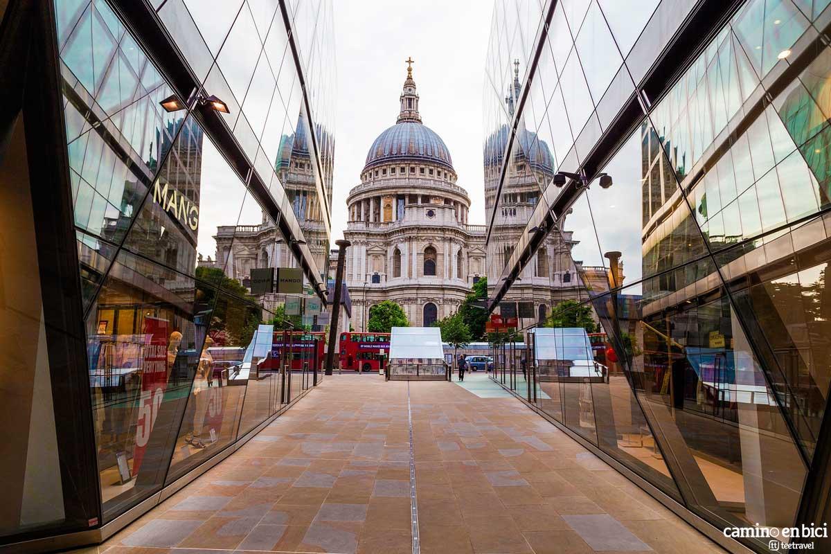 Londres - Catedral de St. Paul