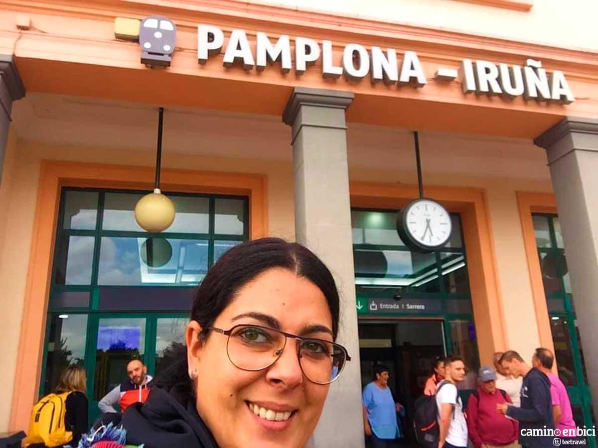 Estación de Tren de Pamplona-Iruña