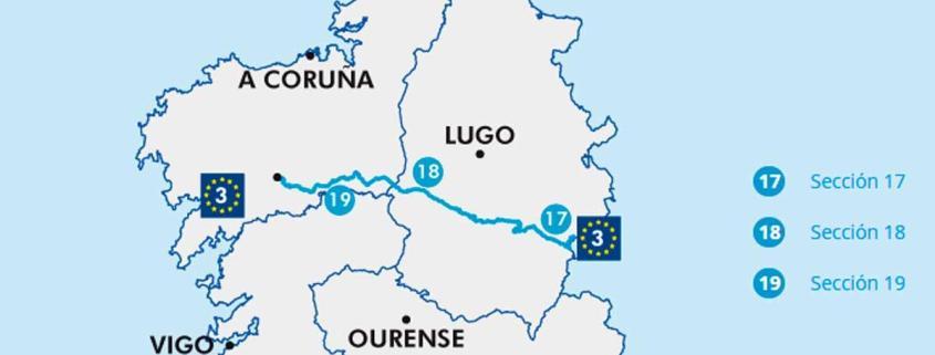 Eurovelo 3 - Galicia