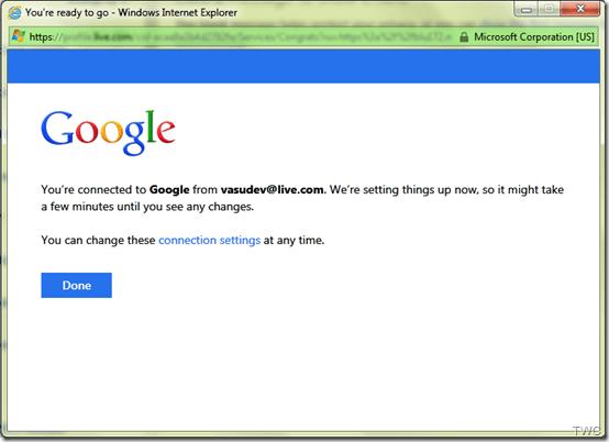 Configurando Chat en Outlook.com 5