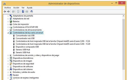 Solucionar cuando Windows 8.1 ó 10 no reconoce disco duro externo USB 3.0