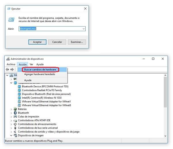 Resuelto: No se reconoce el dispositivo USB en Windows