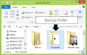 PCtransfer utilidad para migrar tus archivos desde Windows XP a Windows 10, 8.1, 7
