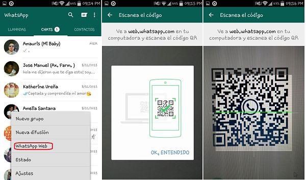Tips y trucos de WhatsApp: utilizar la aplicación en la pc