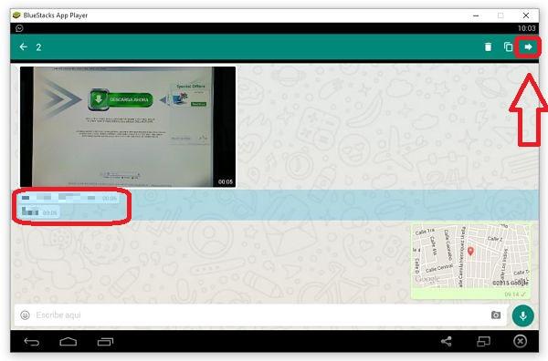 Tips y trucos de WhatsApp: reenviar mensajes