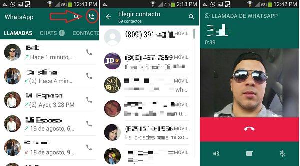 Tips y trucos de WhatsApp: realizar llamadas de voz