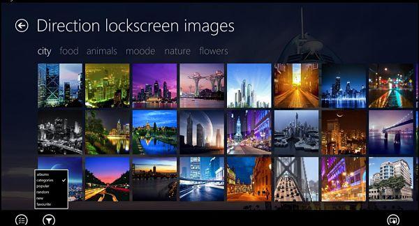 Fotos para fondos de pantalla de bloqueo