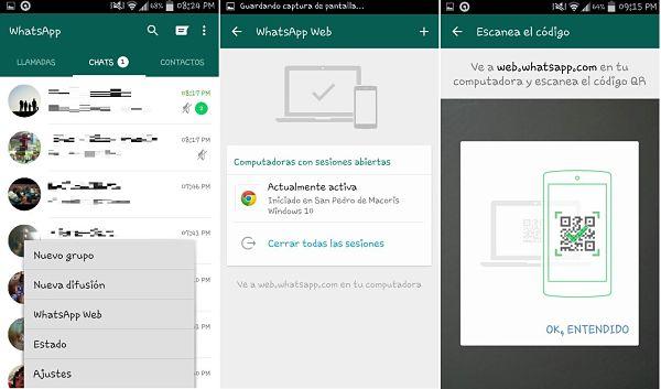 Cómo utilizar WhatsApp en la computadora con WhatsApp Web