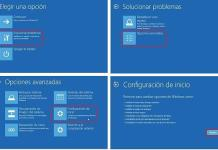 Pasos para arrancar Windows 10 en modo seguro