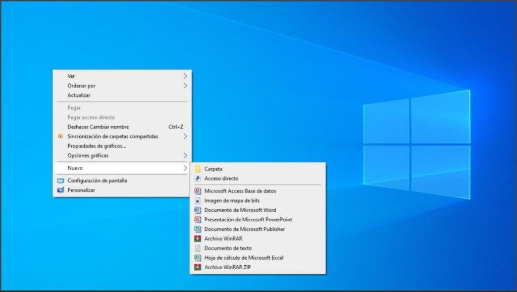 Qué es el menú contextual de Windows y para qué sirve