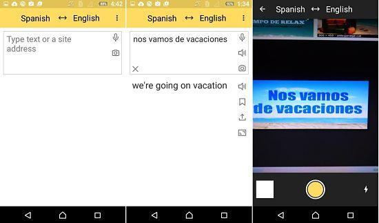 Yandex Translate:: Una de las mejores aplicaciones traductor de idiomas en Android e iOS