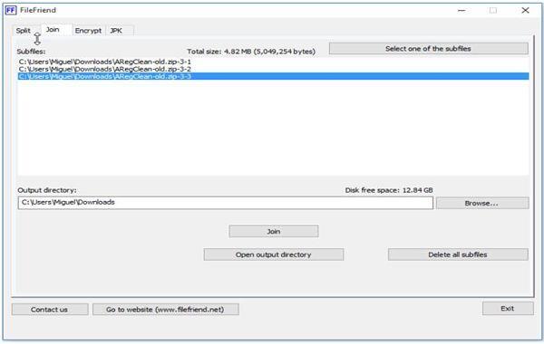 FileFriend: Pequeño programa para encriptar y esconder archivos dentro de una imagen