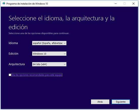 Cómo descargar Windows 10 legalmente