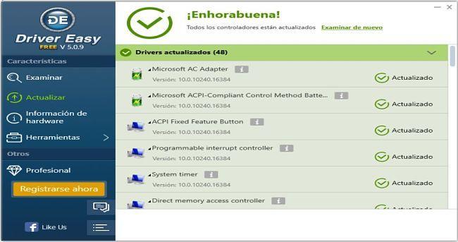 Driver Easy: Uno de los mejores programas para descargar y actualizar drivers