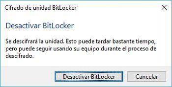 Cómo poner contraseña a USB en Windows