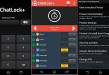 Cómo poner contraseña en el WhatsApp con ChatLock+