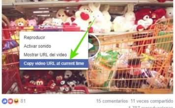 Cómo compartir un video de Facebook por WhatsApp