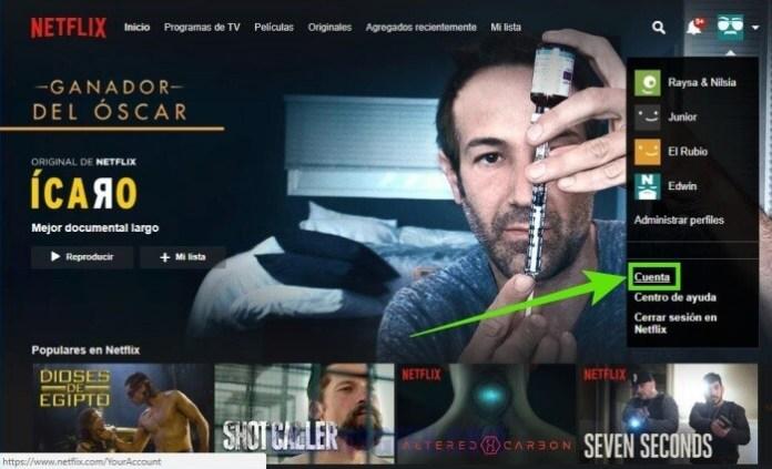 Cómo usar el control parental de Netflix para filtrar el contenido para los niños