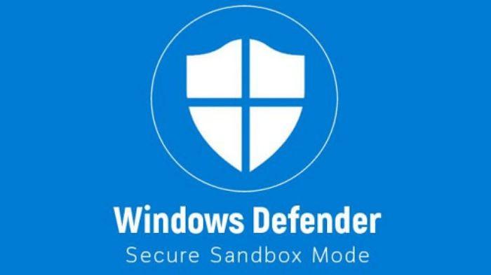 Activar el modo Sandbox de Windows Defender