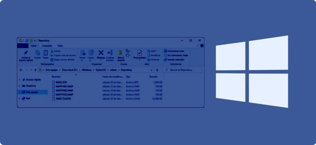 Cómo reparar el repositorio WMI en Windows 10