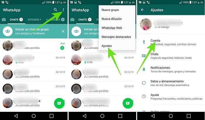Cómo bloquear un grupo de WhatsApp en Android