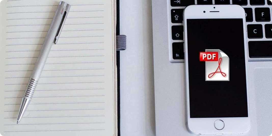Cómo crear PDF en iPhone, iPad y iPod Touch