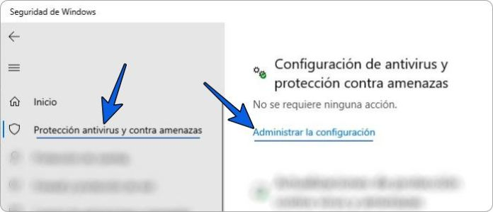 Cómo desactivar Windows Defender