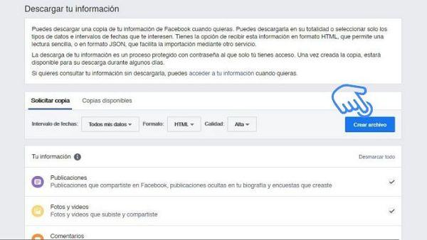 Cómo borrar Facebook definitivamente