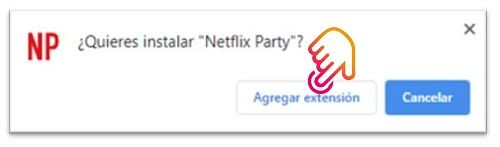 Descargar e instalar Netflix Party