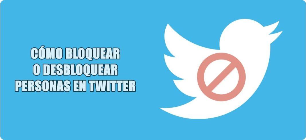 Cómo bloquear en Twitter