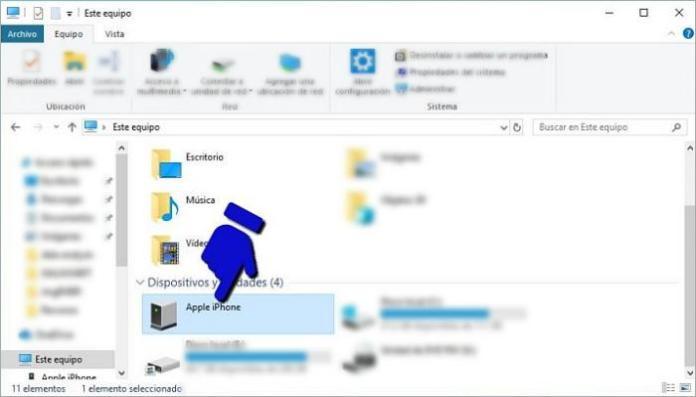 Cómo pasar fotos de iPhone a la PC