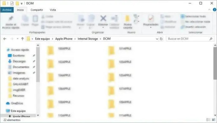 Cómo traspasar fotografías de iPhone a la computadora