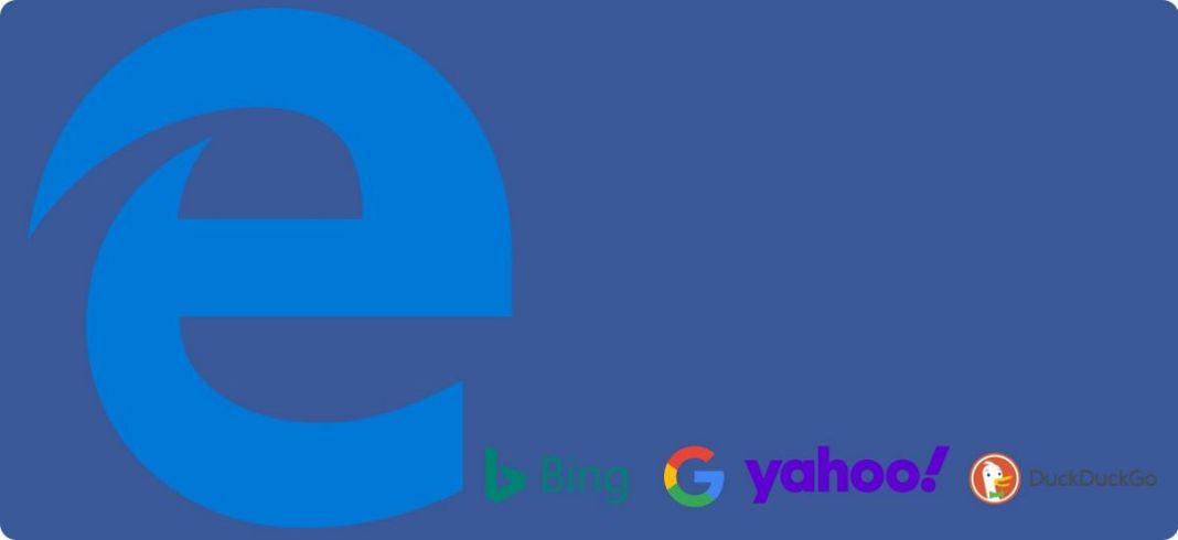 Cambiar motor de búsqueda Edge