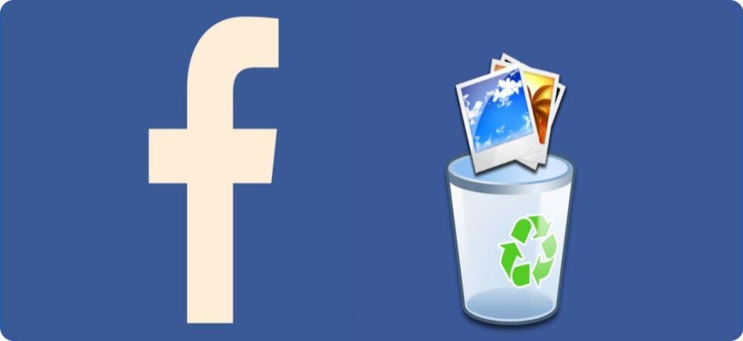 Cómo borrar o eliminar fotos de Facebook.