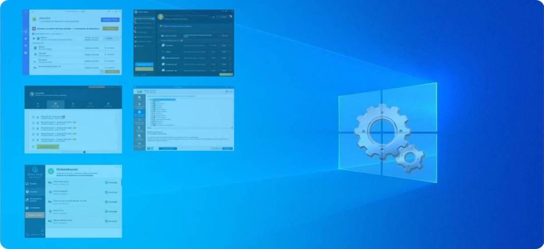 5 mejores programas para descargar y actualizar drivers en Windows.