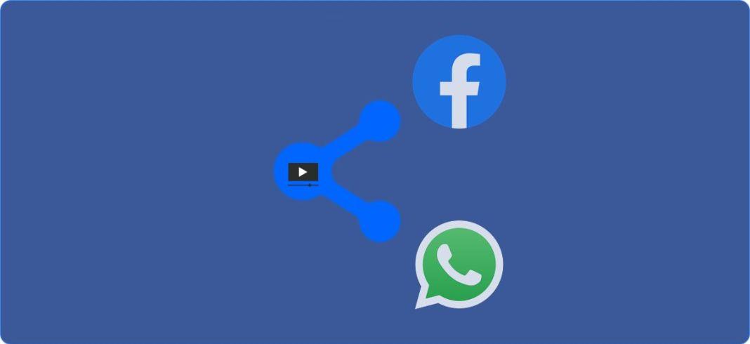 Cómo compartir un video de Facebook en WhatsApp