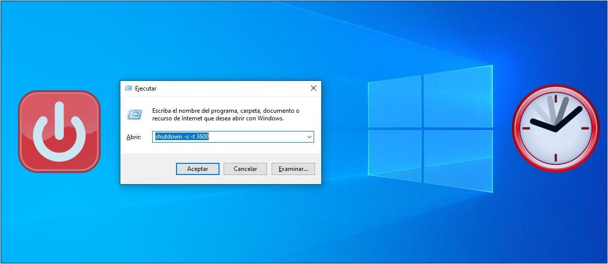 3 formas de programar el apagado automático de Windows 10