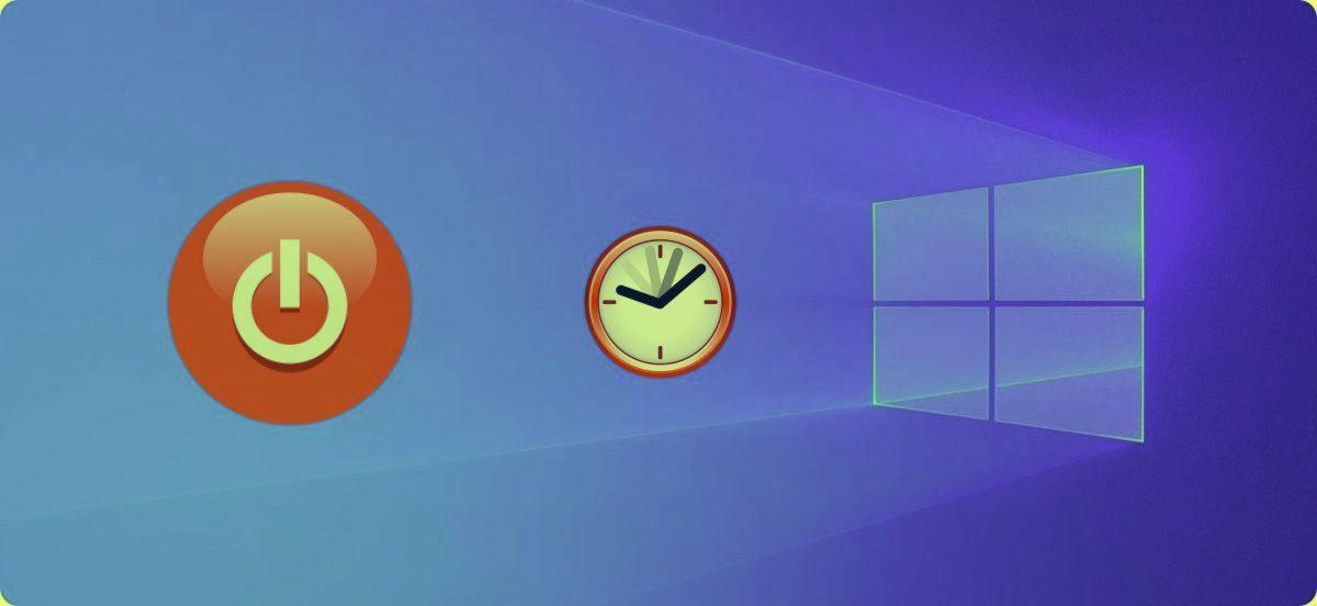 Programar el apagado automático de PC Windows 10