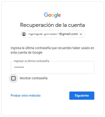 Hackearon mi cuenta de Google. Recuperar mi Gmail hackeado.
