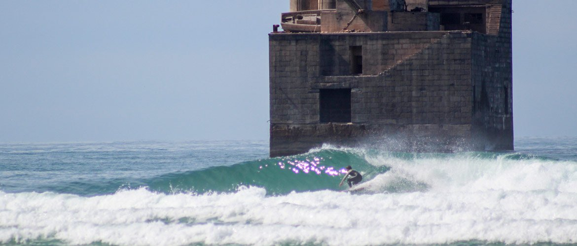 Camino Surfcamp Special Surfer Sidi Ifni Industrial Heritage