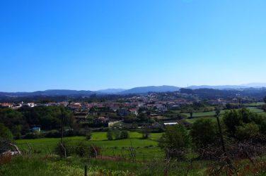 View på vej til Malaposta - 4. april