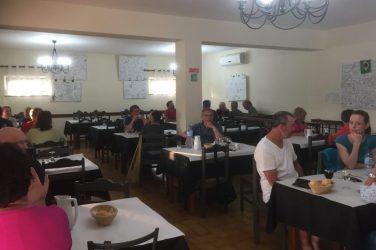 Pilgrimsmenu i Rubiães, Distrito de Viana do Castelo