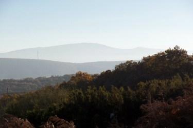 Dag 27 - på vej til Foncebadón - fra Astorga