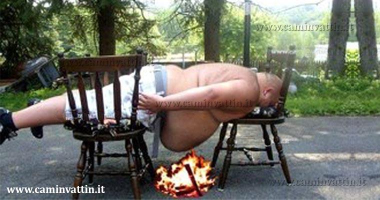 Come bruciare i grassi in tempo per la prova costume  Camin Vattin