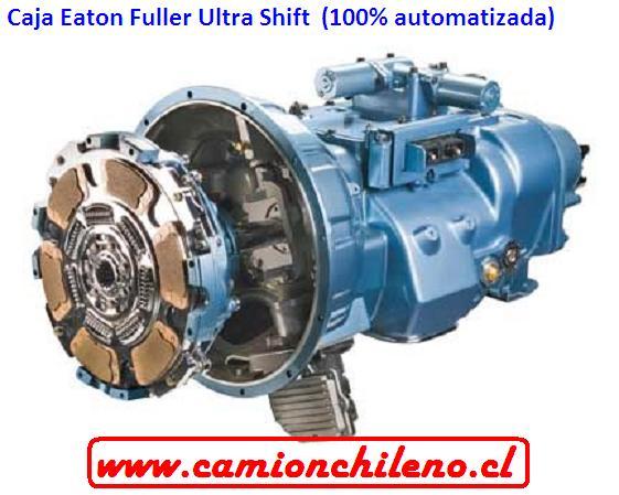 Meritor Transmission Wiring Diagram Cajas Eaton Fuller Auto Shift Y Ultra Shift