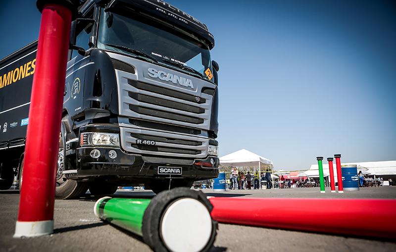 mejor conductor de camiones de latinoamerica