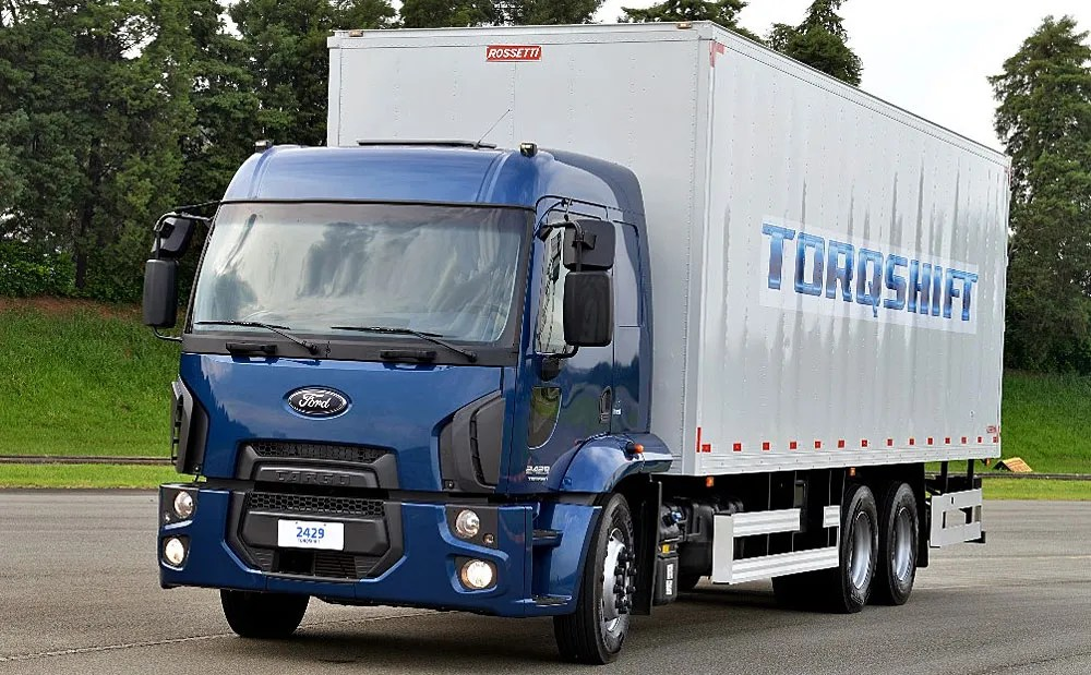 camiones ford cargo
