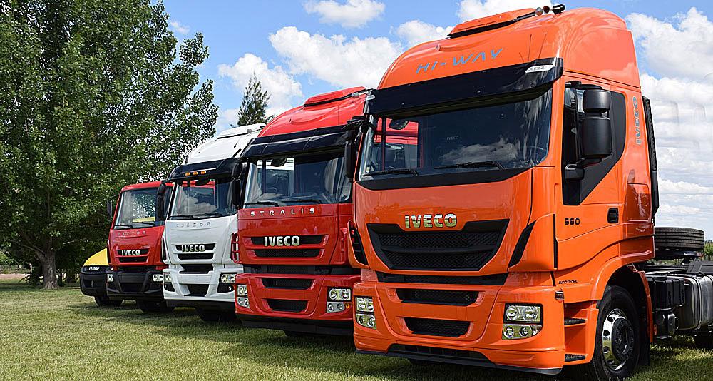 camiones iveco ecoline