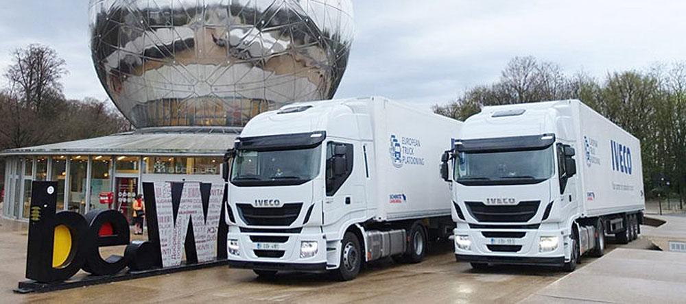 iveco camiones autonomos BEW