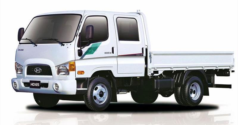 novedades de Hyundai hd65